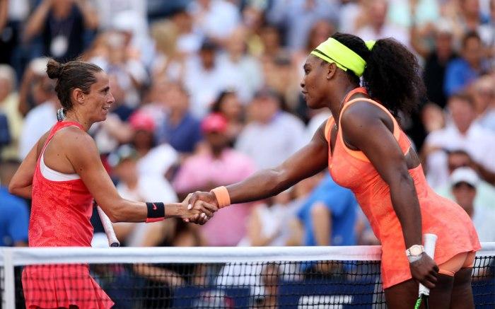 Serena Williams US Open Semifinals