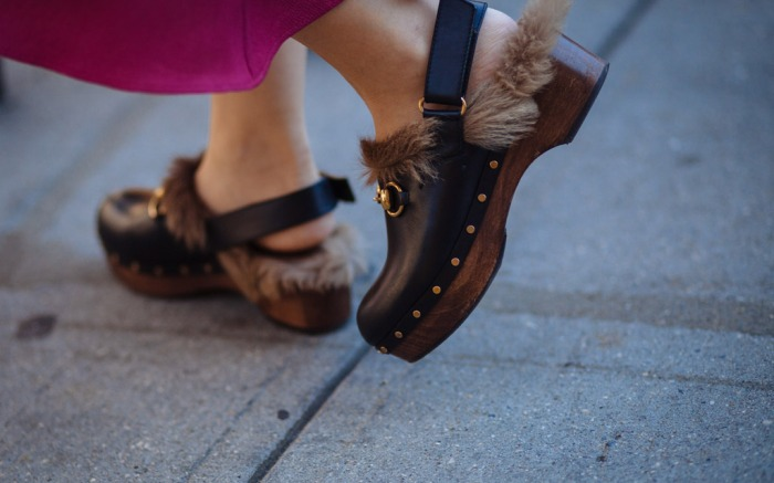 New York Fashion Week Street Style Shoes