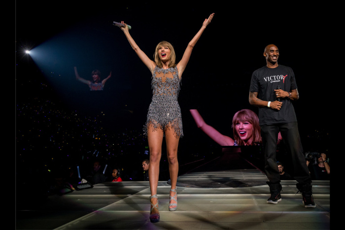 Taylor Swift 1989 Tour Fashion Shoes