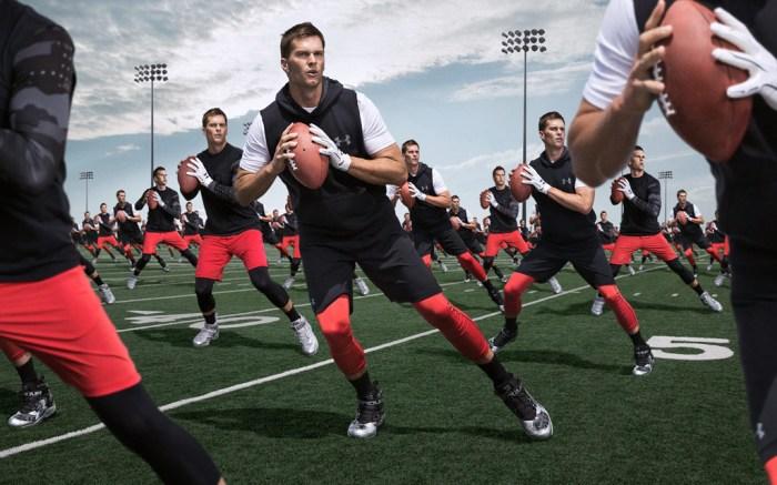Tom Brady Under Armour Army