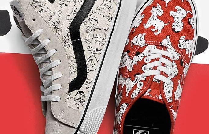 Vans, Disney, 101 Dalmatians
