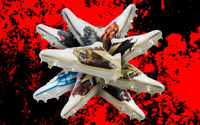 Adidas Uncaged Collection baseball cleats