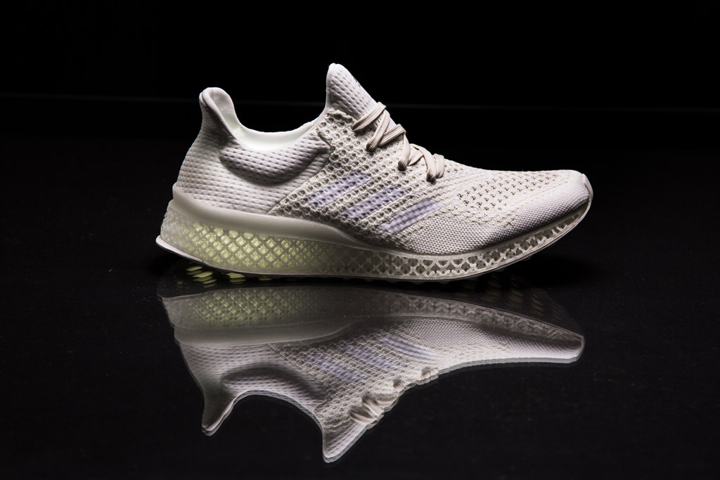 Adidas' New 3D-Printed Midsole Technology For Running Shoes ...