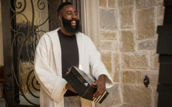Adidas Delivers Shoes To James Harden