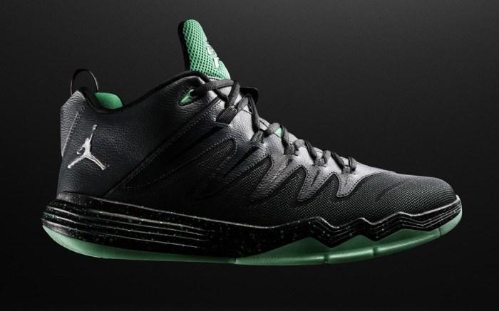 Jordan Brand CP3.IX Emerald