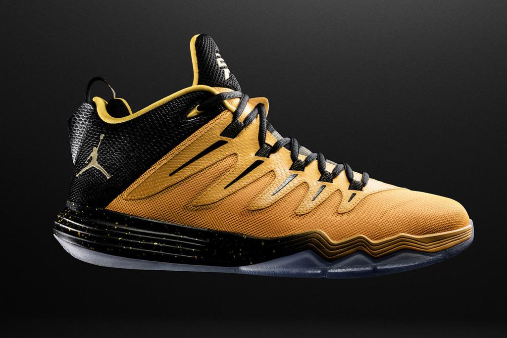 Jordan Brand CP3.IX Yellow Dragon