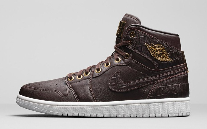 Air Jordan 1 Pinnacle Baroque Brown