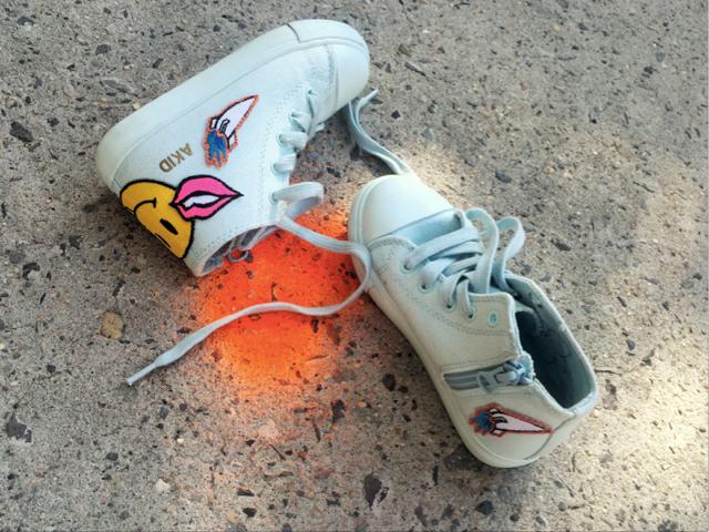 Akid Mini Mode Kids Sneakers