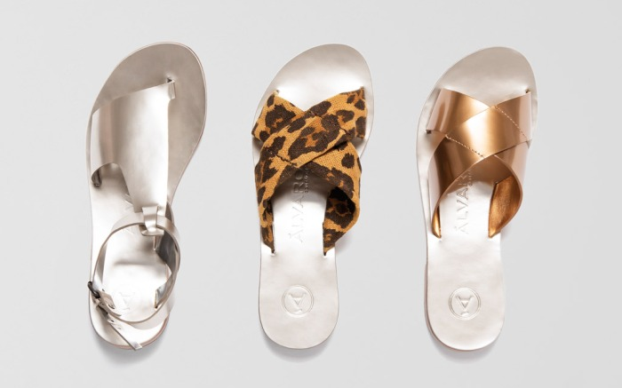 Álvaro González Spring '16 Shoe Collection