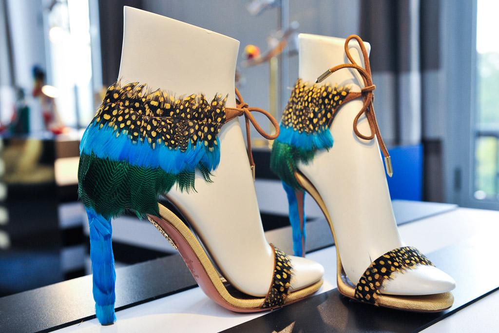 Aquazzura Spring '16 Shoe Collection