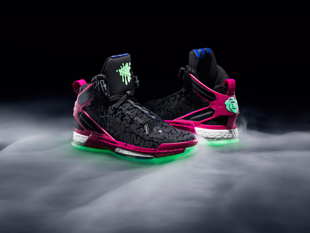 Adidas Ballin' Dead D Rose 6