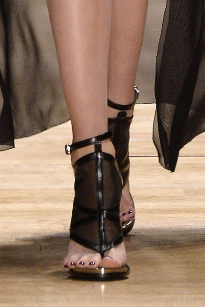 Barbara Bui Spring 2016 Paris Fashion Week