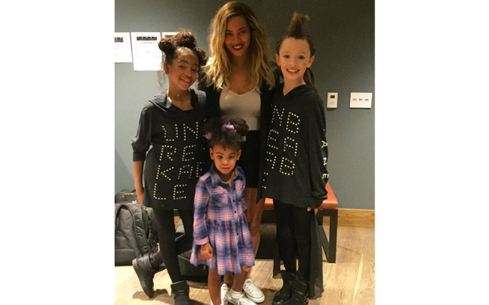 Beyonce Celebrity Shoe Style