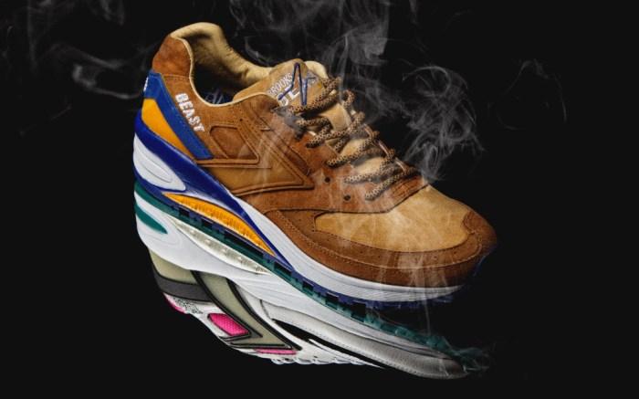 Mita Sneakers x Brooks Heritage