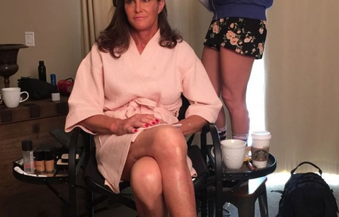 Caitlyn Jenner Vionic Sandals