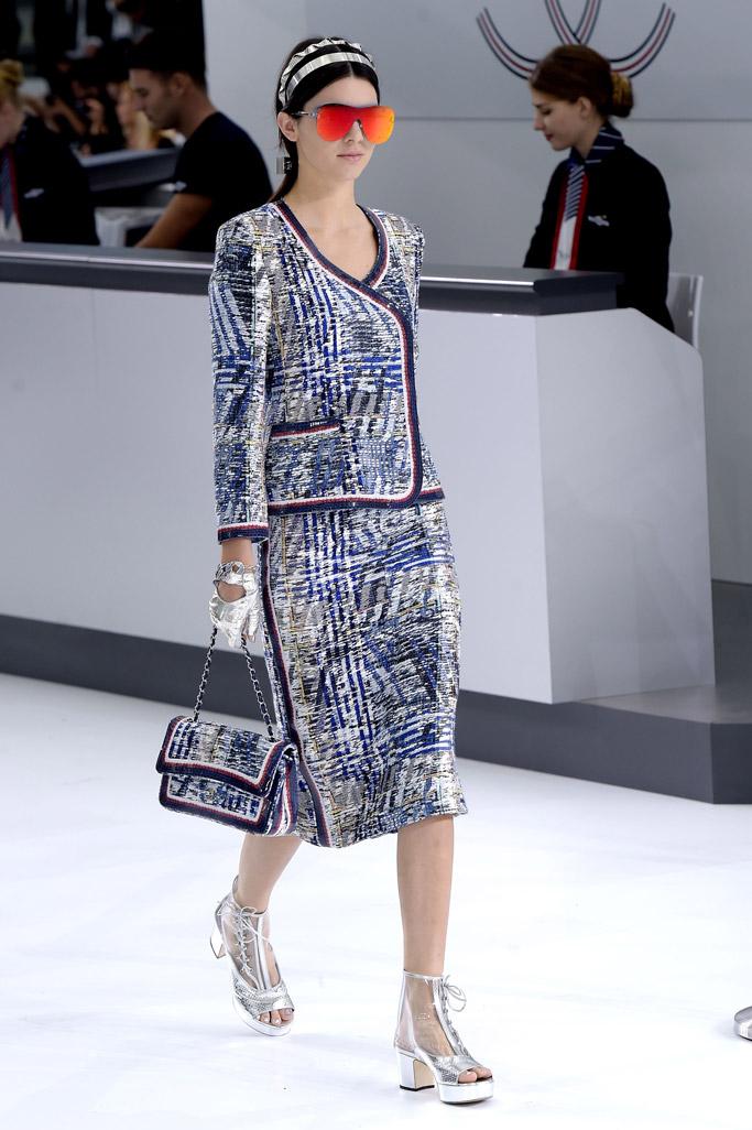 Chanel Spring 2016 Paris Fashion Week