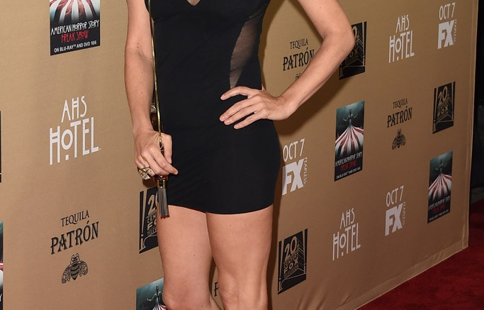 Chloe Sevigny American Horror Story Hotel Premiere