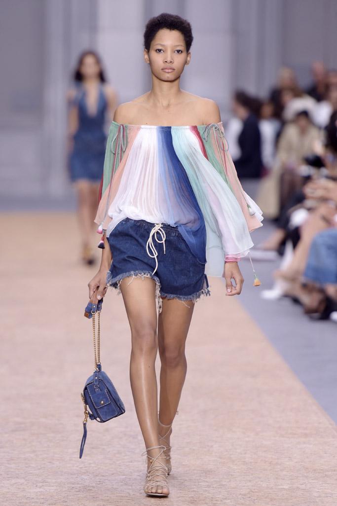 Chloé Spring 2016 Paris Fashion Week