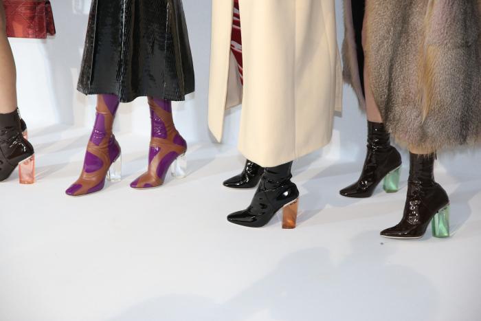 Raf Simons Dior Collection Shoes