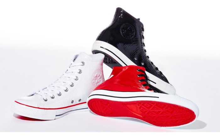 BNY Sole Series with Converse