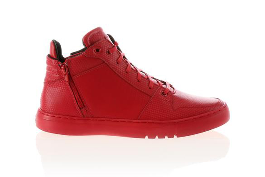 Red Creative Recreation Adonis Mid