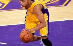 D'Angelo Russell Kobe X Gray Nike