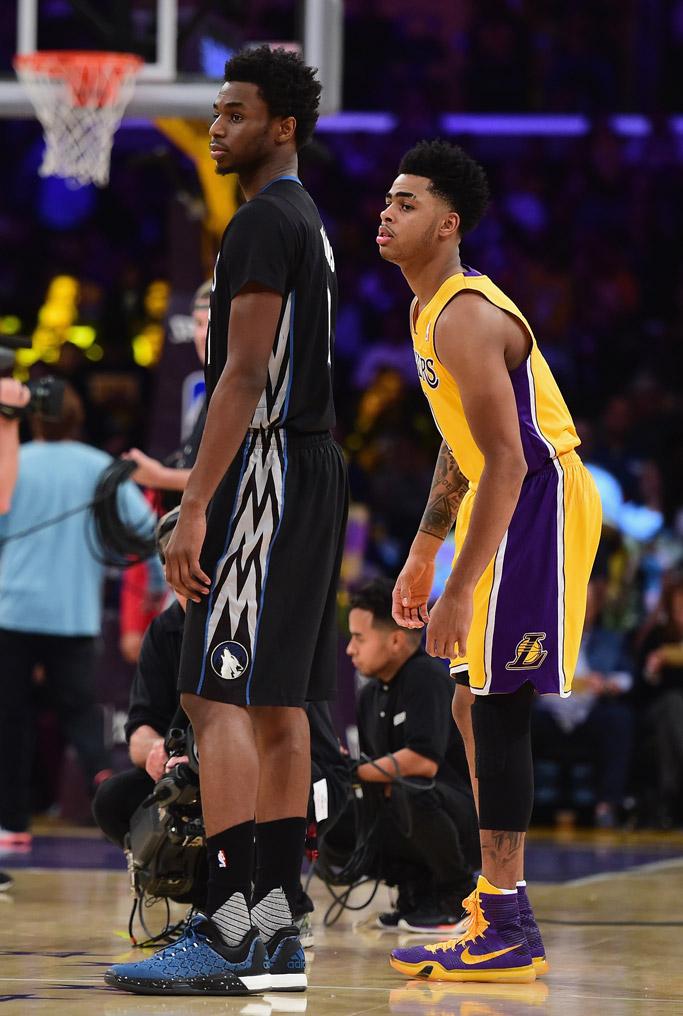 D'Angelo Russell Nike Kobe X Elite
