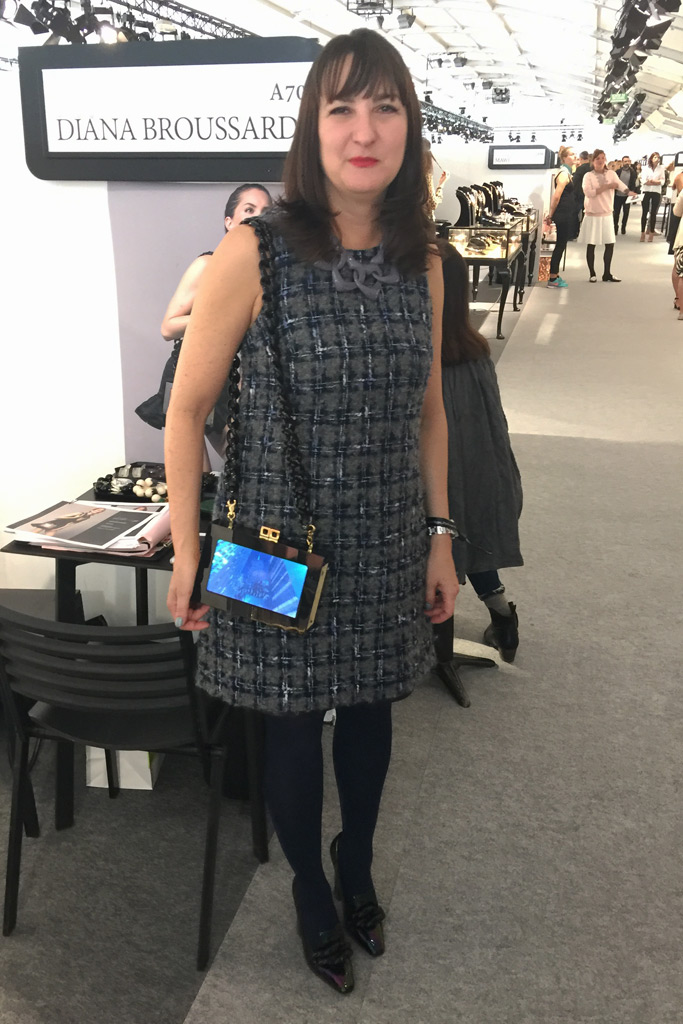 Diana Broussard LCD Handbag