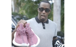 Diddy Pink Yeezy Boost 350s Adidas