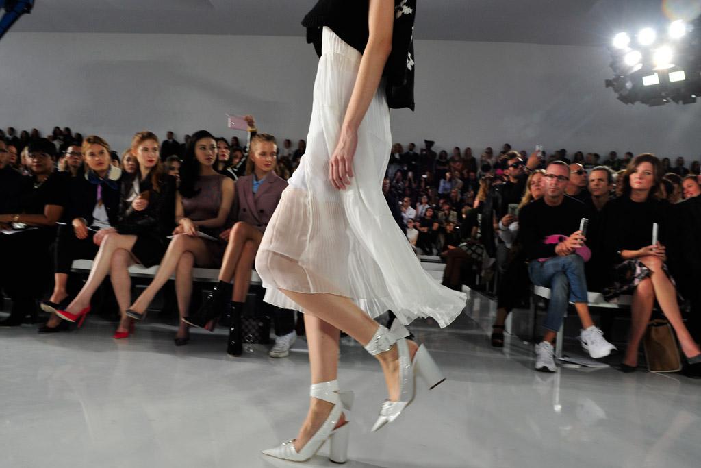 Dior Paris Fashion Week Spring 2016