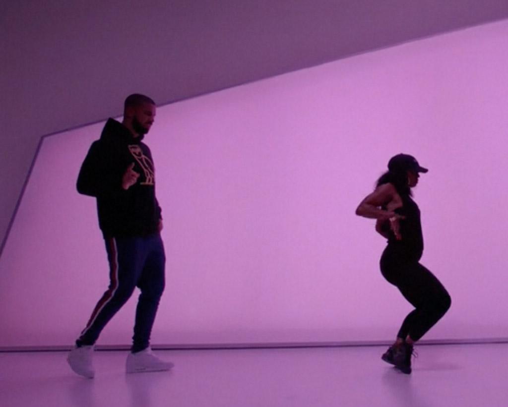 Drake Hotline Bling Music Video Nike