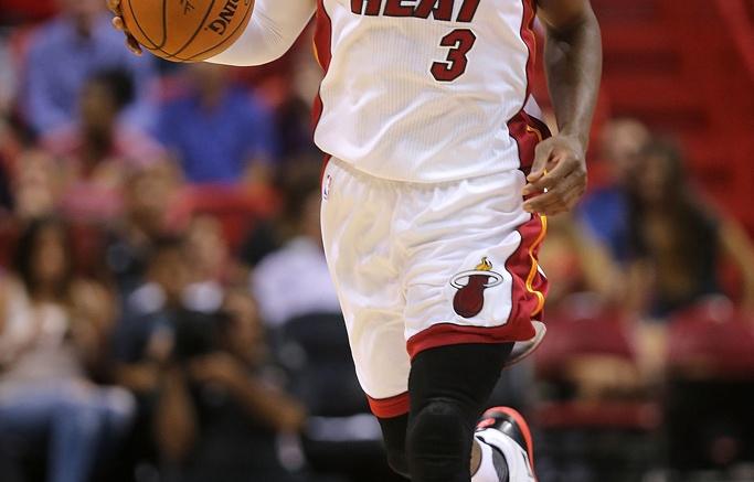 Dwyane Wade Li Ning Miami Heat