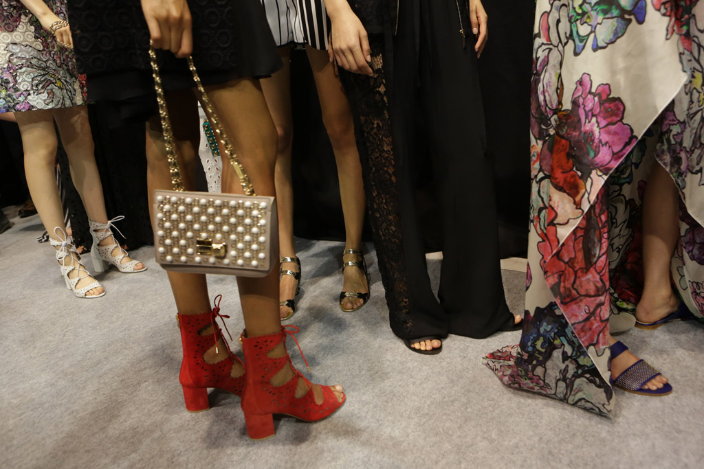Elie Saab Spring 2016 Paris Fashion Week