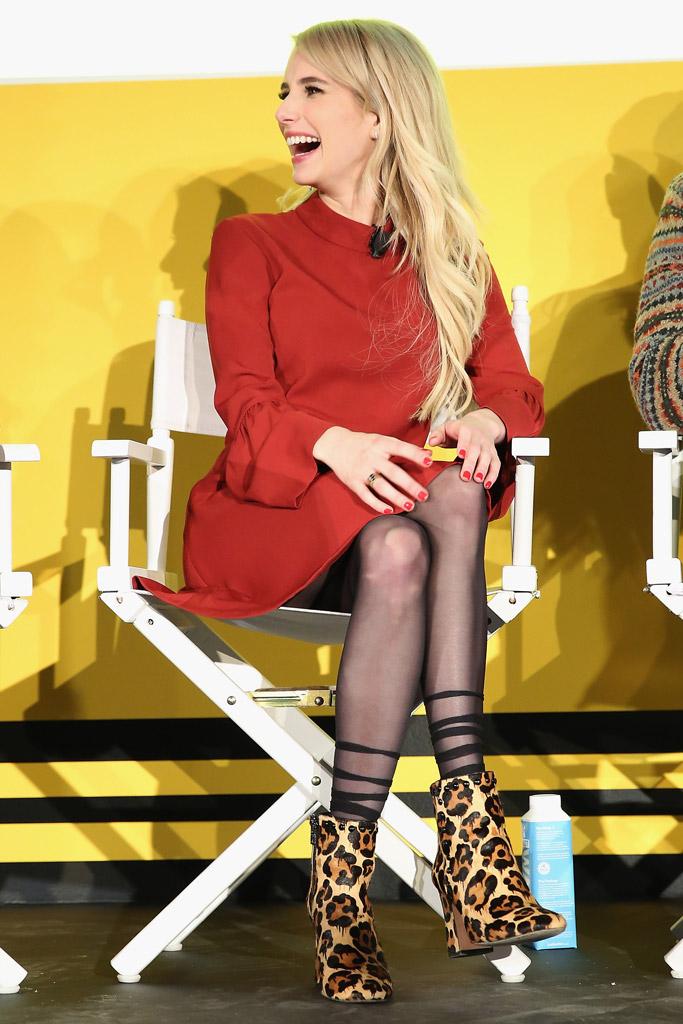 Emma Roberts Celebrity Shoes
