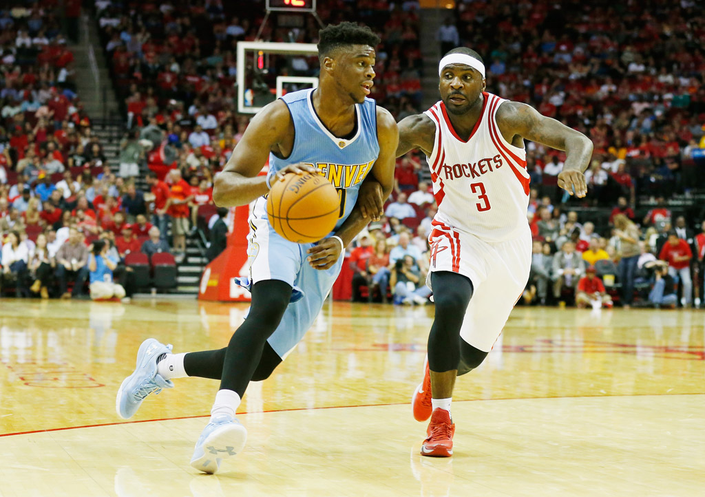 Emmanuel Mudiay Under ArmourEmmanuel Mudiay Under Armour ClutchFir Drive Low 2