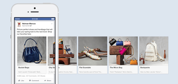 Facebook Shopping Ads