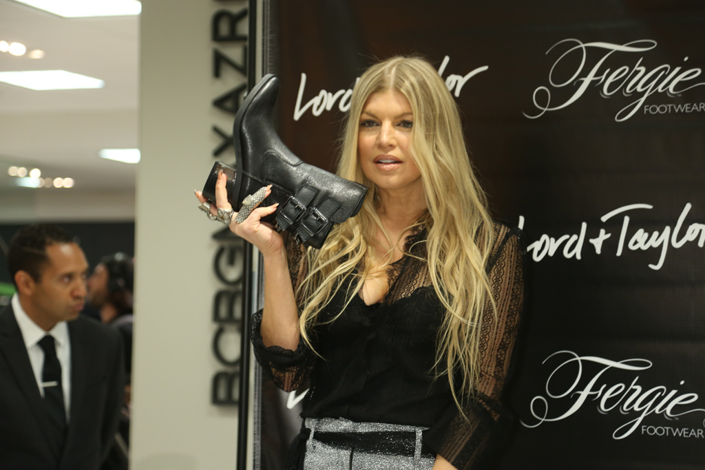 Fergie Shoes Collection