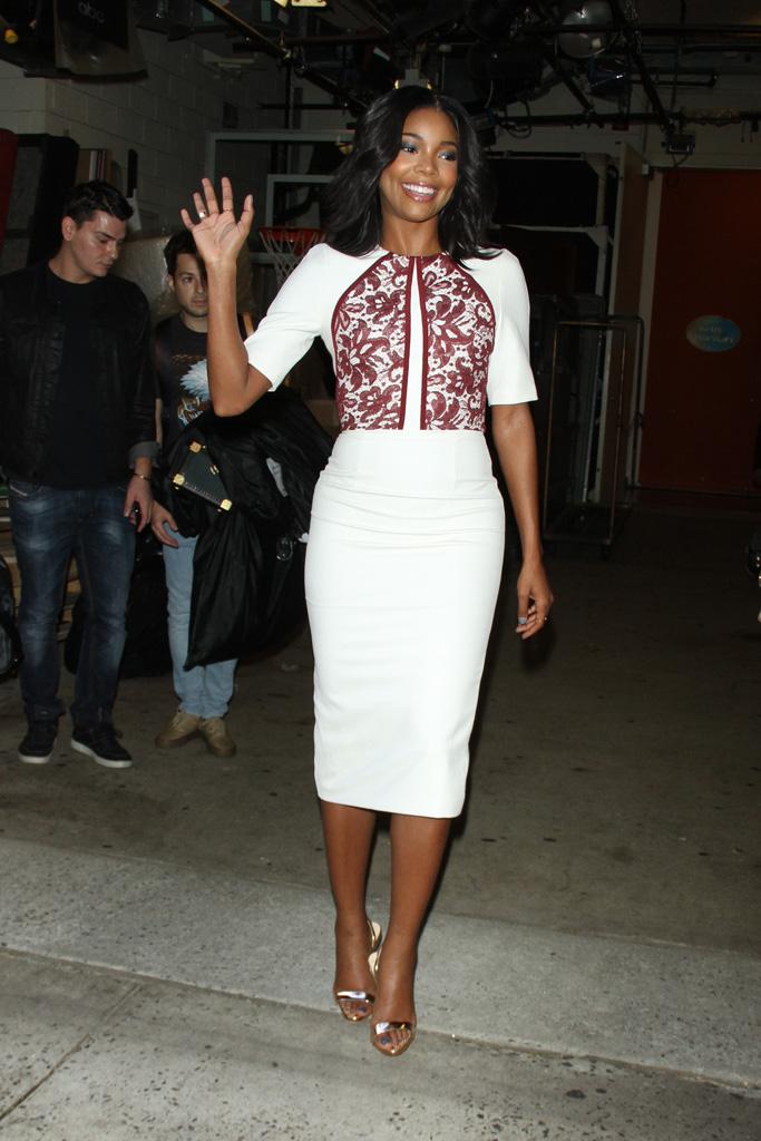 Gabrielle Union Shoes Style