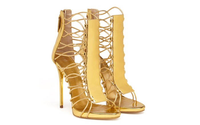 Giuseppe Zanotti Holiday Collection 2015