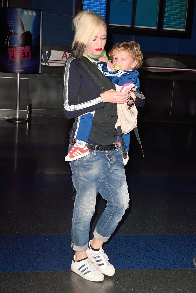 Gwen Stefani Kids Shoes Style