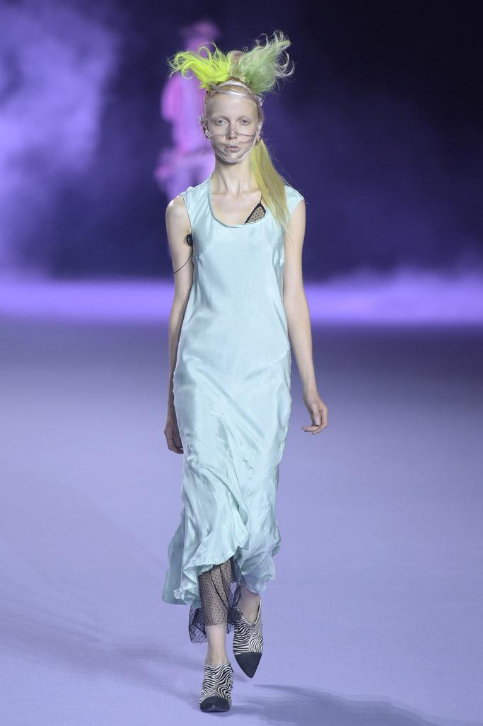 Haider Ackermann Spring 2016 New York Fashion Week