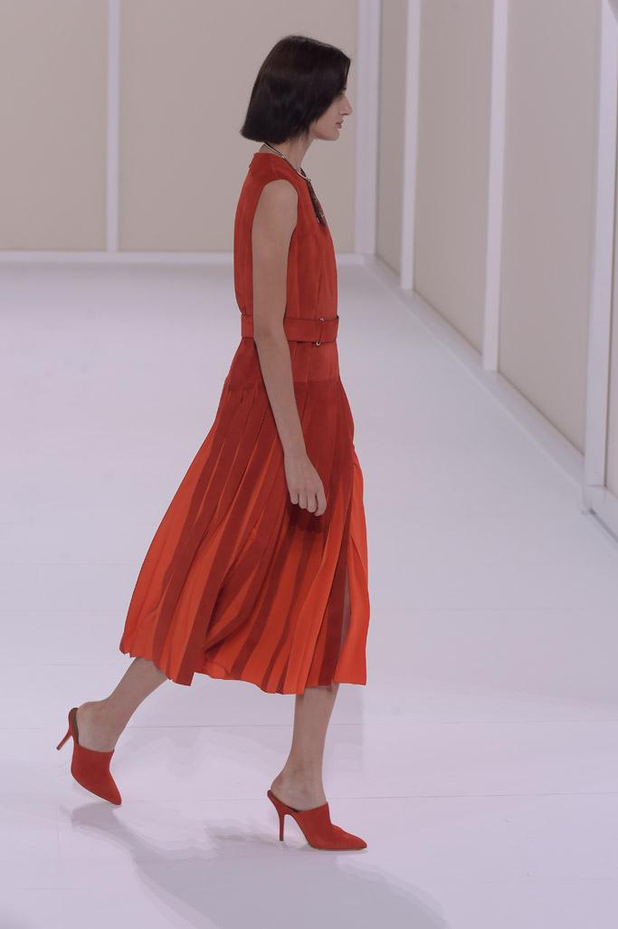 Hermes Spring 2016 Paris Fashion Week