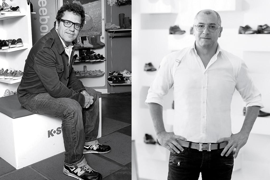 Isack Fadlon & Tarek Hassan