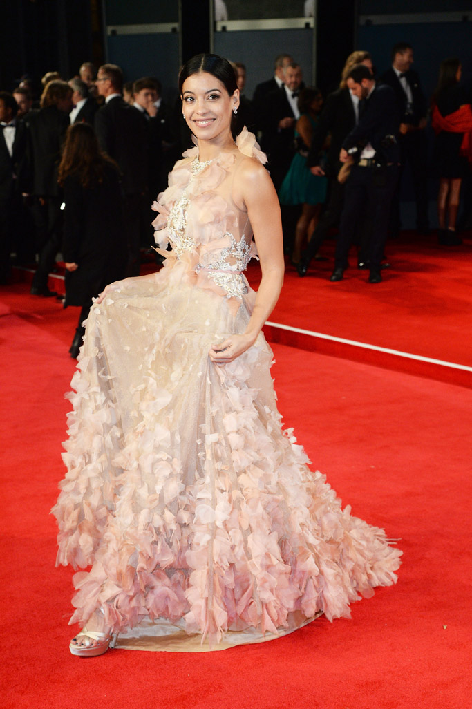 James Bond Spectre premiere London red carpet