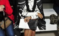 Giambattisa Vali Paris Fashion Week Front Row