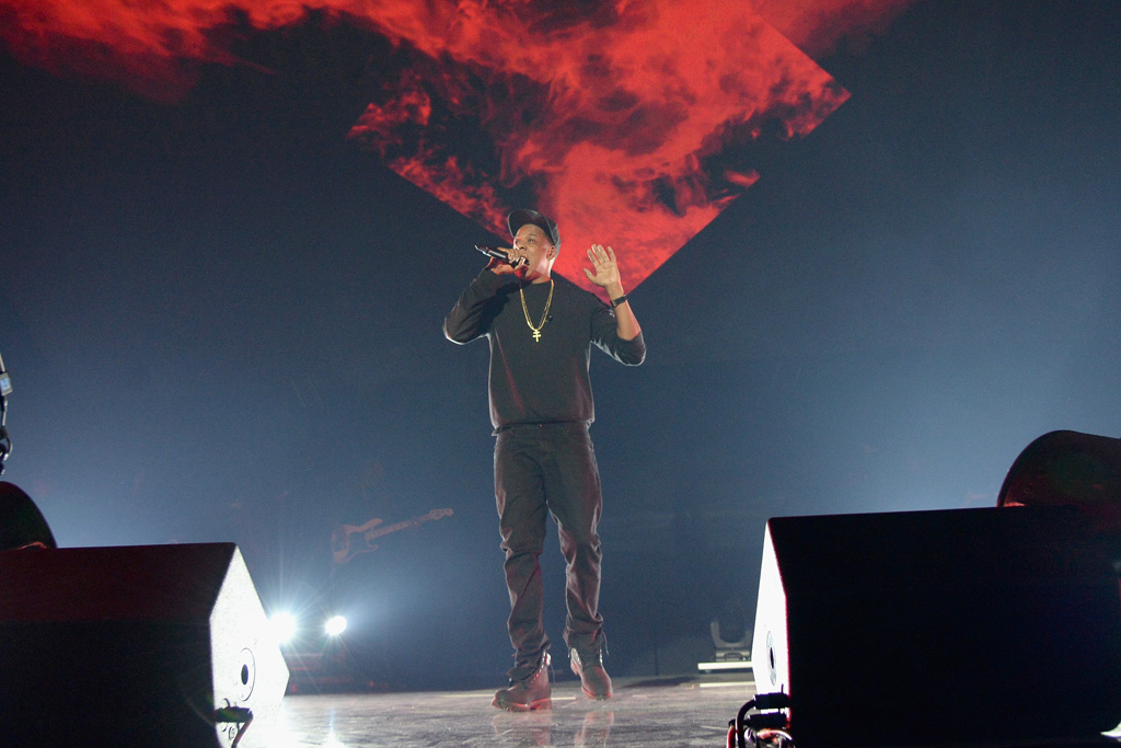 Jay-Z Timberland Tidal X