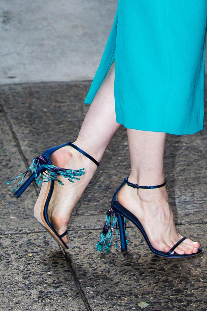 Feet jessica chastain 62 Jessica