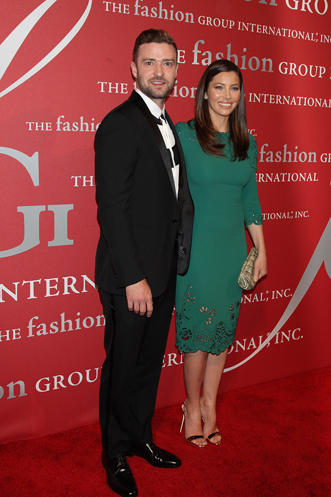 Justin Timberlake Jessica Biel FGI Night of Stars