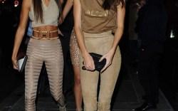 Kendall Jenner & Joan Smalls
