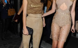 Kendall Jenner & Lily Donaldson